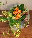【花束】グロリオサが特徴的なスタイリッシュな花束