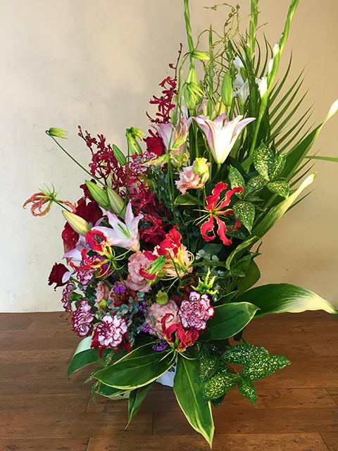 【色・サイズが選べる】おまかせ生花アレンジメント