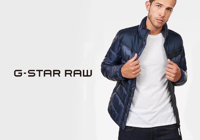 【カジュアル期間限定セール】定価38500円を25%OFFセール[SALE] G-STAR RAW[ジースターロウ] Deline Quilted Jacket ジャケット/アウター/D09658-A579【ジースターから新作ジャケットが登場!!】/送料無料