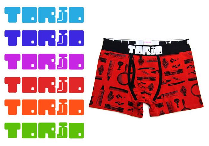 TORIO[トリオ] マナー/ボクサーパンツ/アンダーウェア/下着/110740【TORIO】【トリオ】【アンダーウェア ボクサーパンツ 下着】
