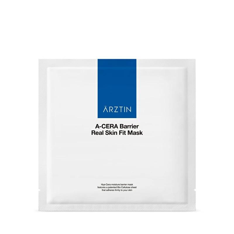 エルツティン A-セラーバリアーリアルスキンフィットマスク 5枚入り 潤い美肌 ヒアルロン酸