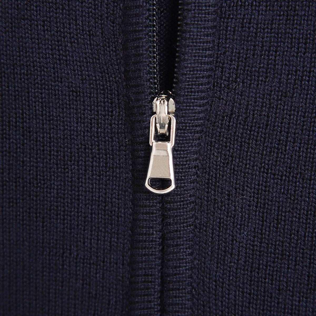 【アウトレット】HERITAGE ヘリテージ ハーフジップ セーター【大きいサイズあり】 メンズ
