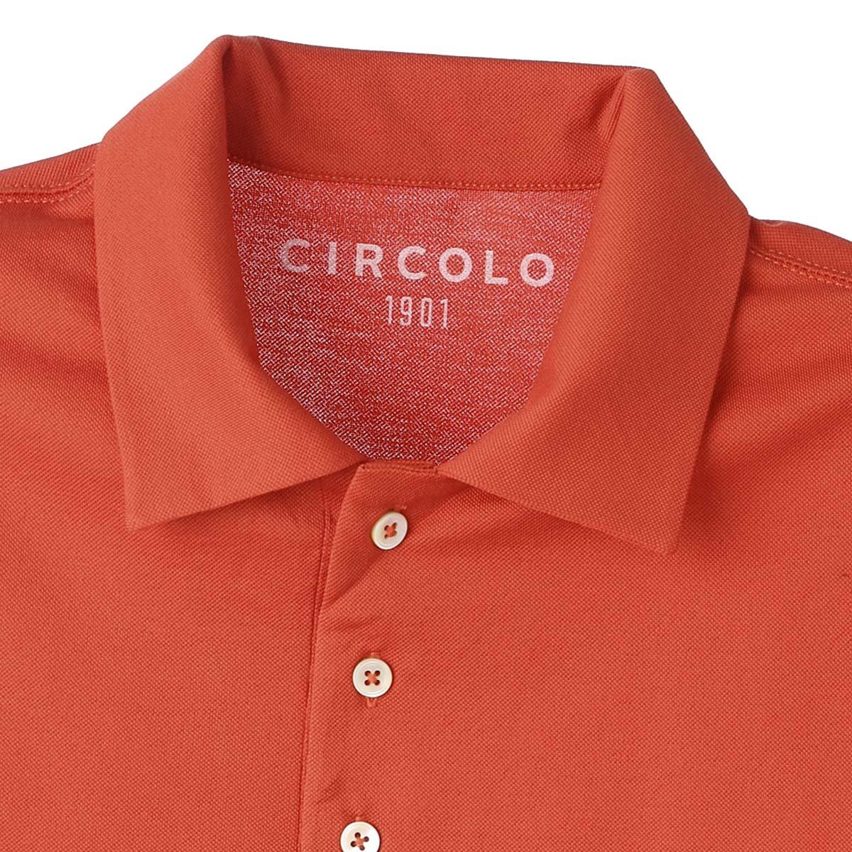 【アウトレット】CIRCOLO 1901 チルコロ ポロシャツ メンズ