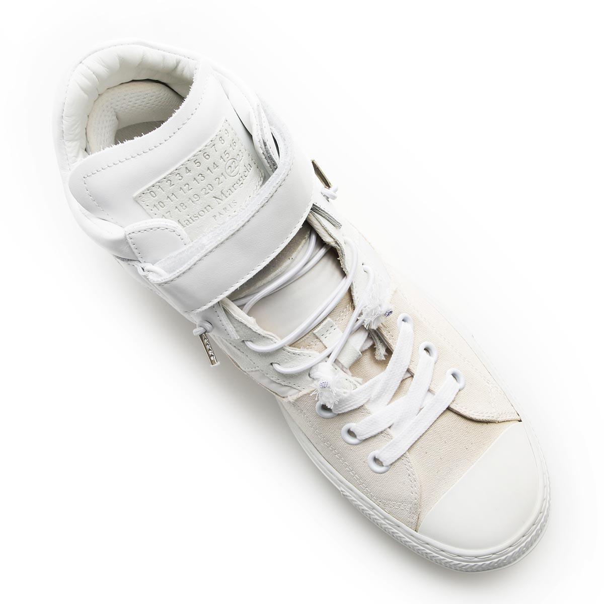 Maison Margiela メゾンマルジェラ スニーカー/22 女性と男性のための靴のコレクション EVOLUTION【大きいサイズあり】 メンズ
