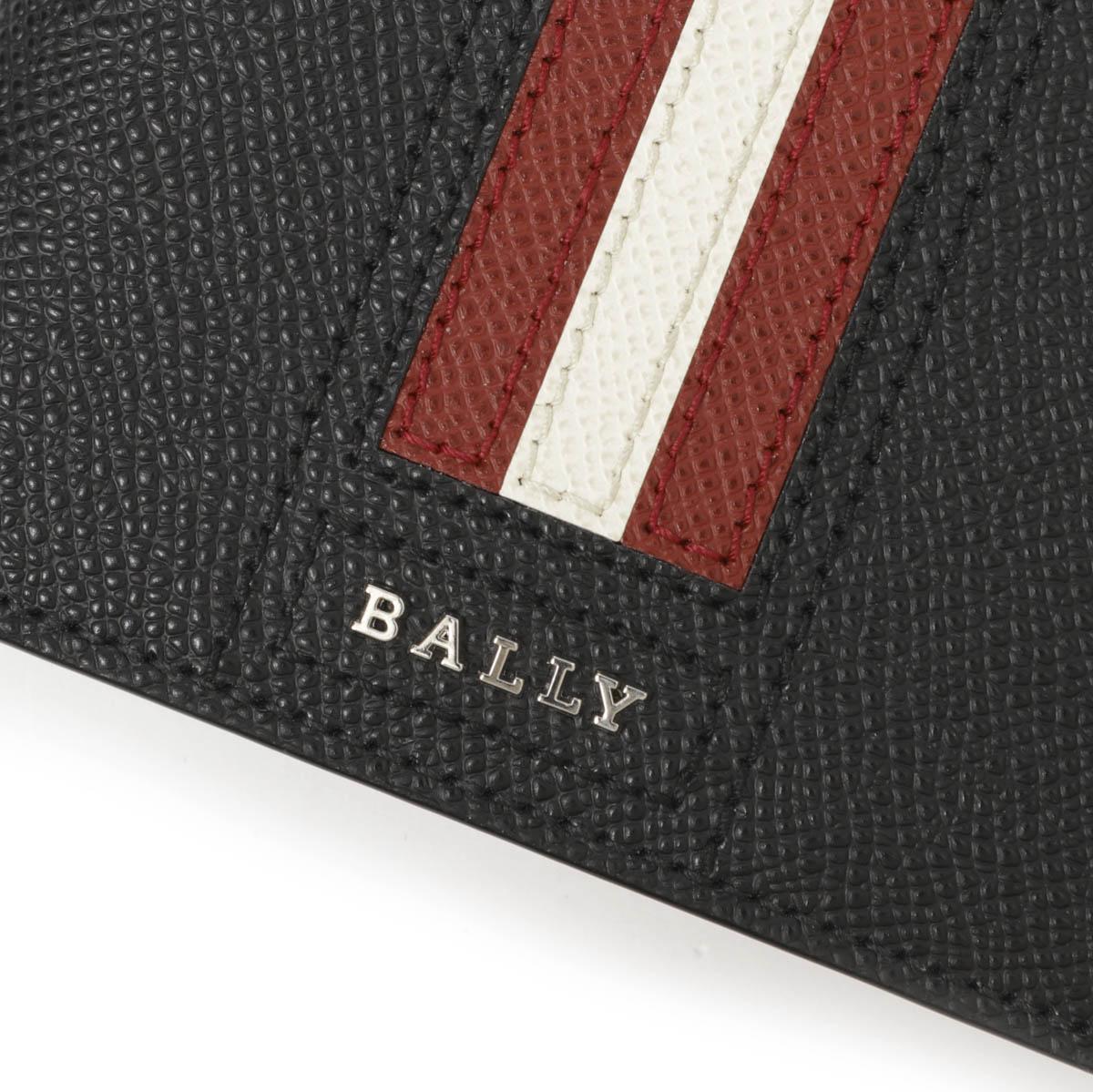 BALLY バリー 2つ折り 財布 小銭入れ付き/TEISEL メンズ