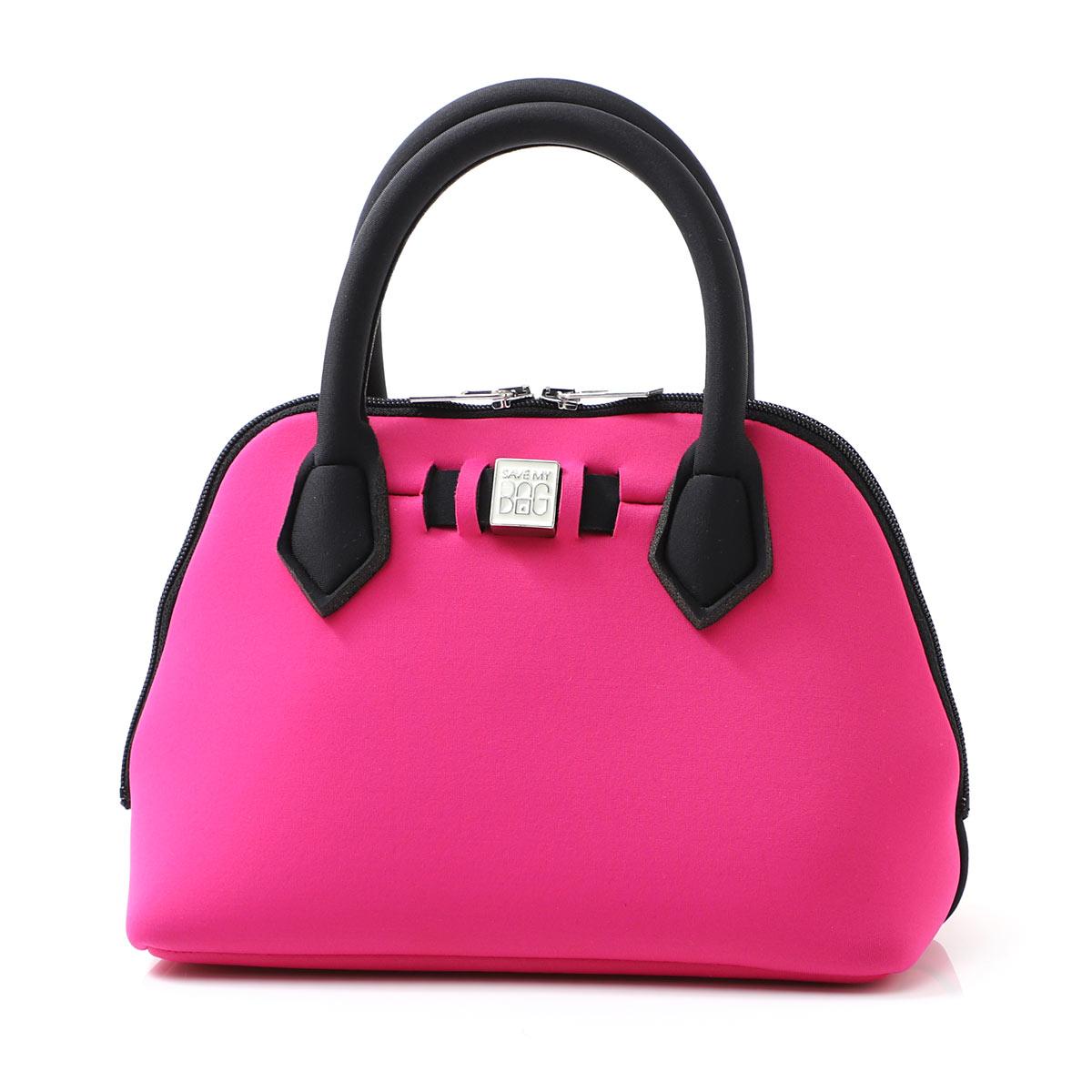 【タイムセール】SAVE MY BAG セーブ マイ バッグ ハンドバッグ/PRINCESS MINI LYCRA プリンセス ミニ レディース