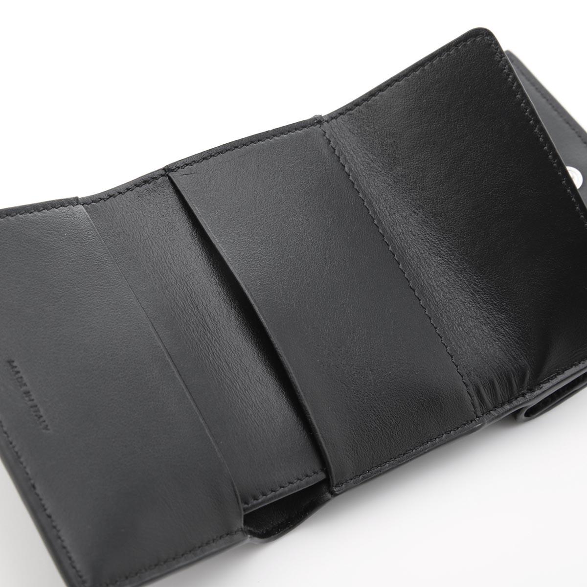 CELINE セリーヌ 3つ折り財布 小銭入れ付き メンズ