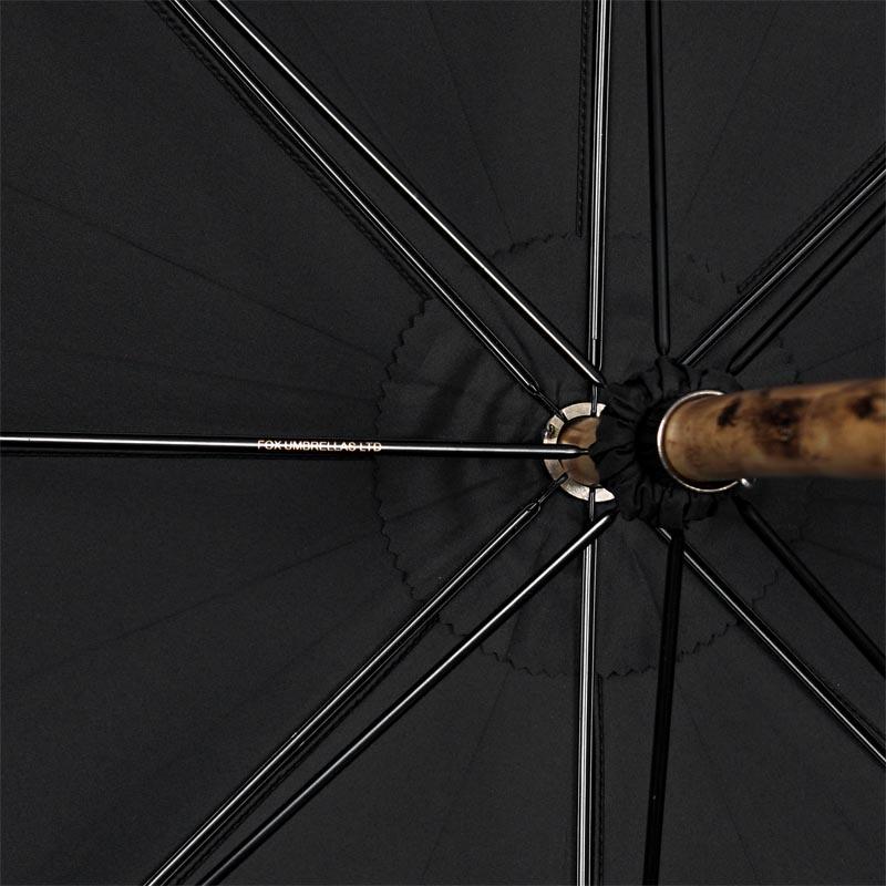 FOX UMBRELLAS  フォックスアンブレラズ 傘/RS12 Congo Crook Solid Umbrella メンズ