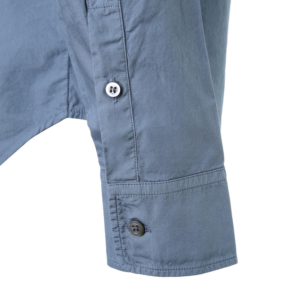 【タイムセール TOPS】Maison Margiela メゾンマルジェラ 長袖シャツ/CAMEO T-SHIRT 'MEMORY OF' POPLIN SHIRT メンズ