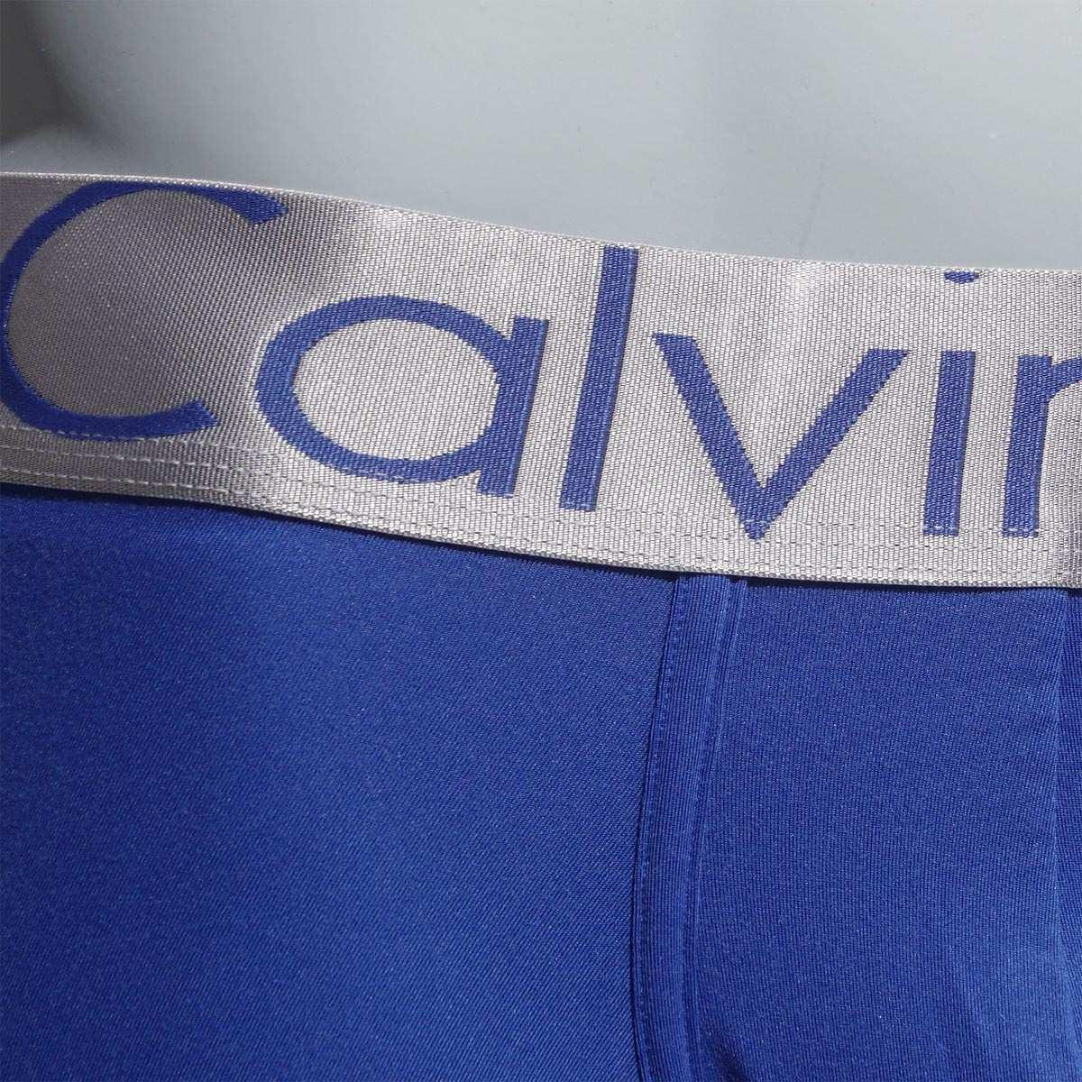 Calvin Klein カルバンクライン ボクサーパンツ 3枚セット/LOW RISE TRUNK【返品交換不可】 メンズ
