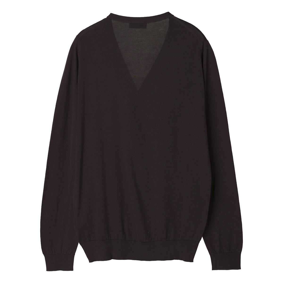 【アウトレット】【ロングセラー】JOHN SMEDLEY ジョンスメドレー カーディガン/WHITCHURCH ウィッチチャーチ 30ゲージ メンズ