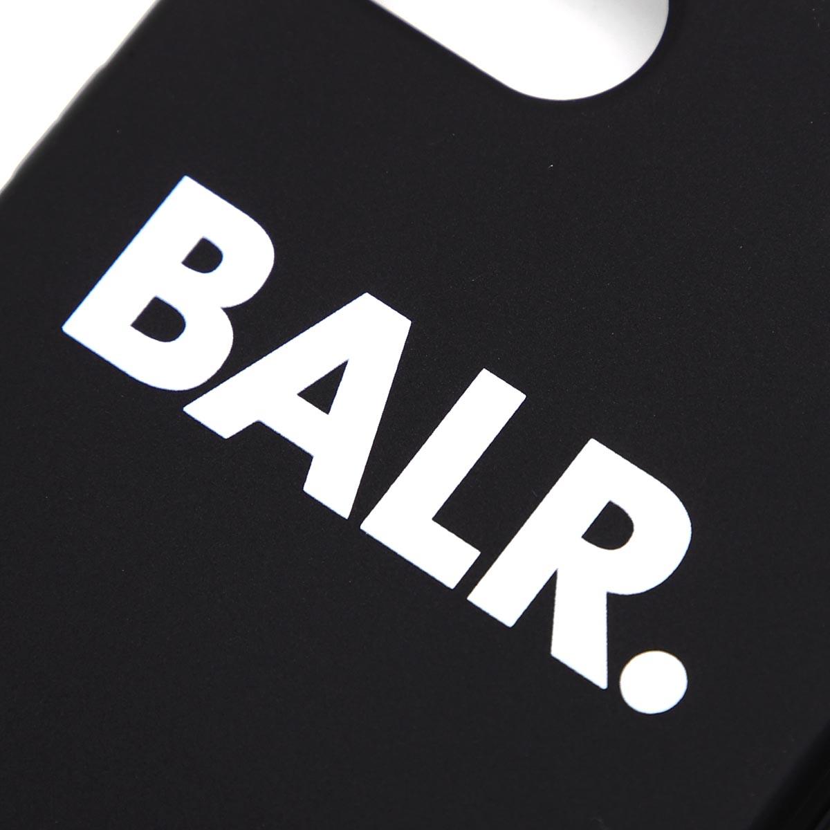 BALR. ボーラ― スマートフォンケース/SIGN. SILICONE IPHONE 7/8 メンズ