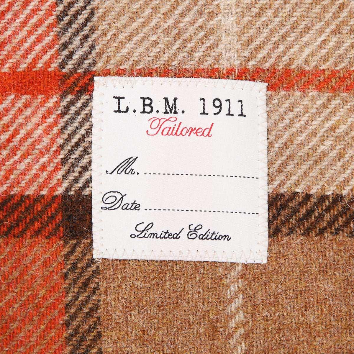 LBM1911 エルビーエム1911 2つボタン シングルジャケット【大きいサイズあり】 メンズ