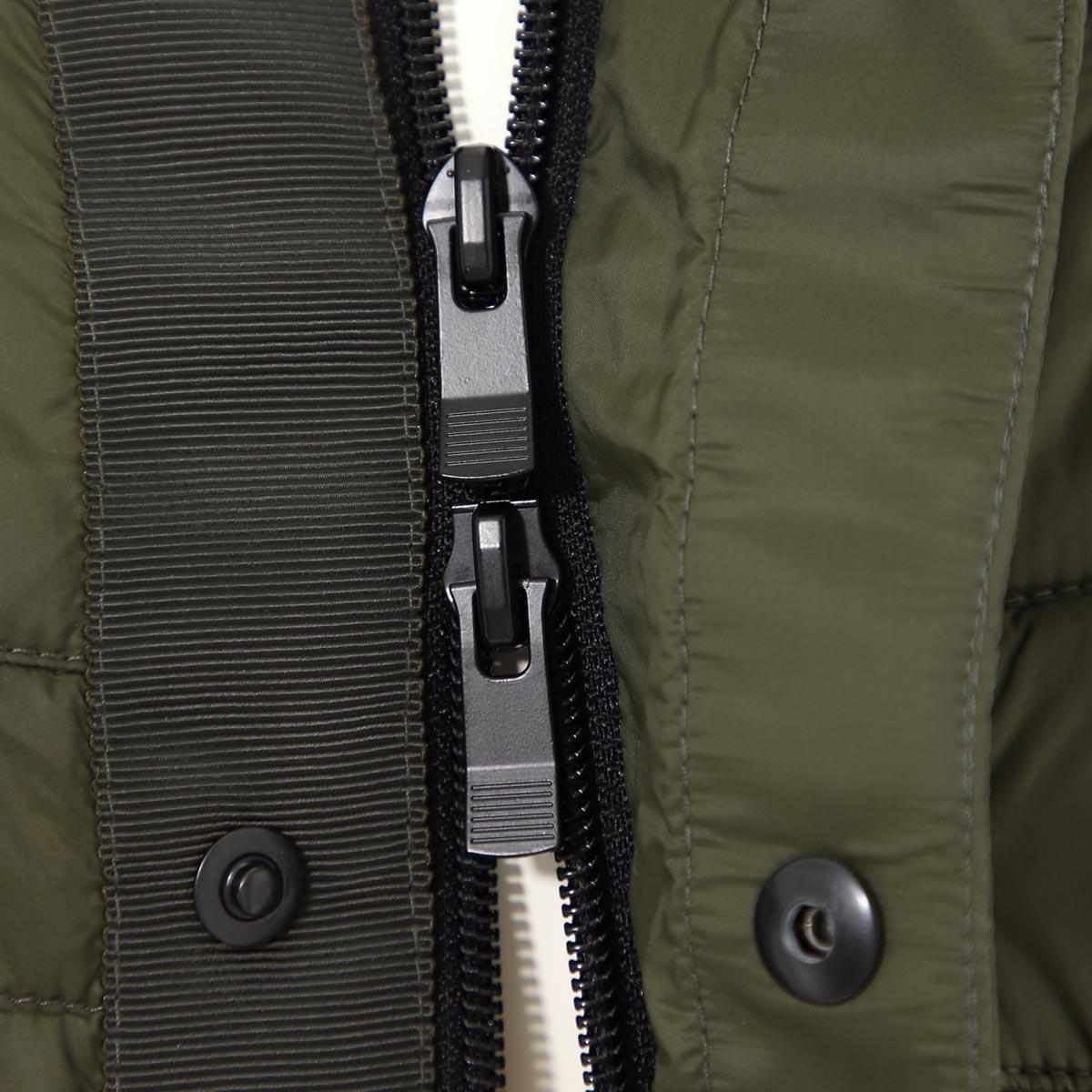 MONTEDORO モンテドーロ キルティングジャケット/URBAN TRAVELER【大きいサイズあり】 メンズ