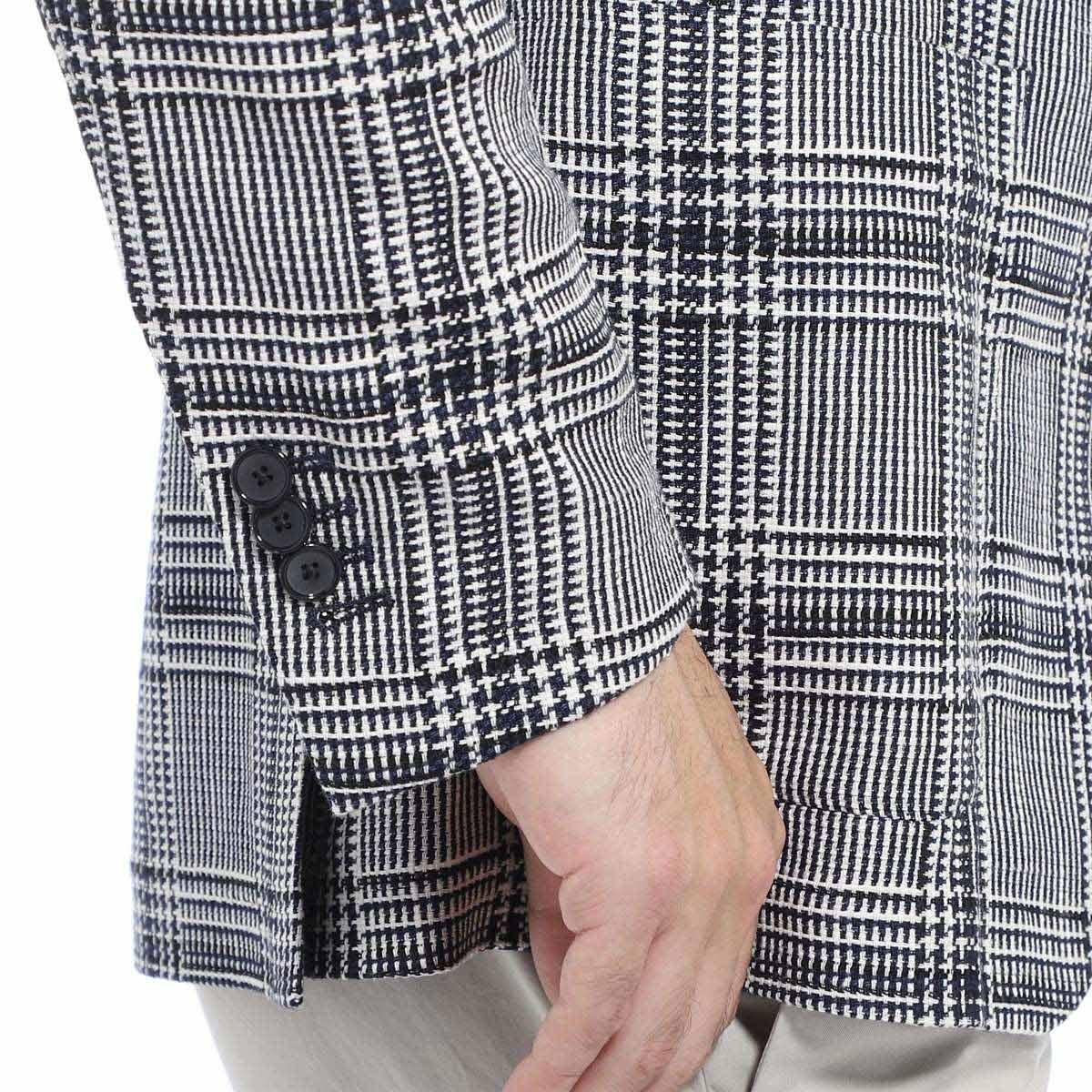 【アウトレット】TAGLIATORE タリアトーレ 2つボタン シングルジャケット/DAKER ダカール【大きいサイズあり】 メンズ