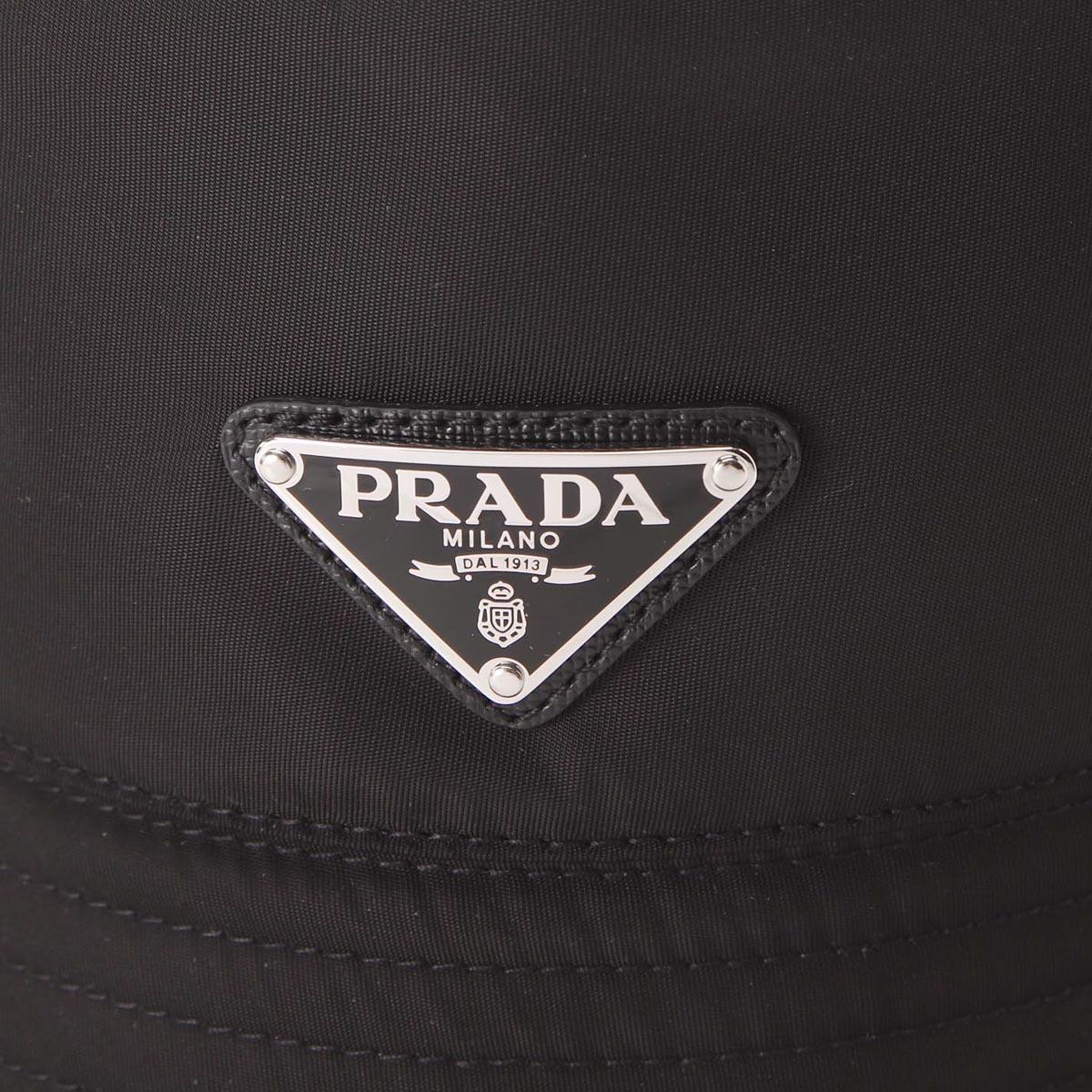PRADA プラダ バケットハット メンズ