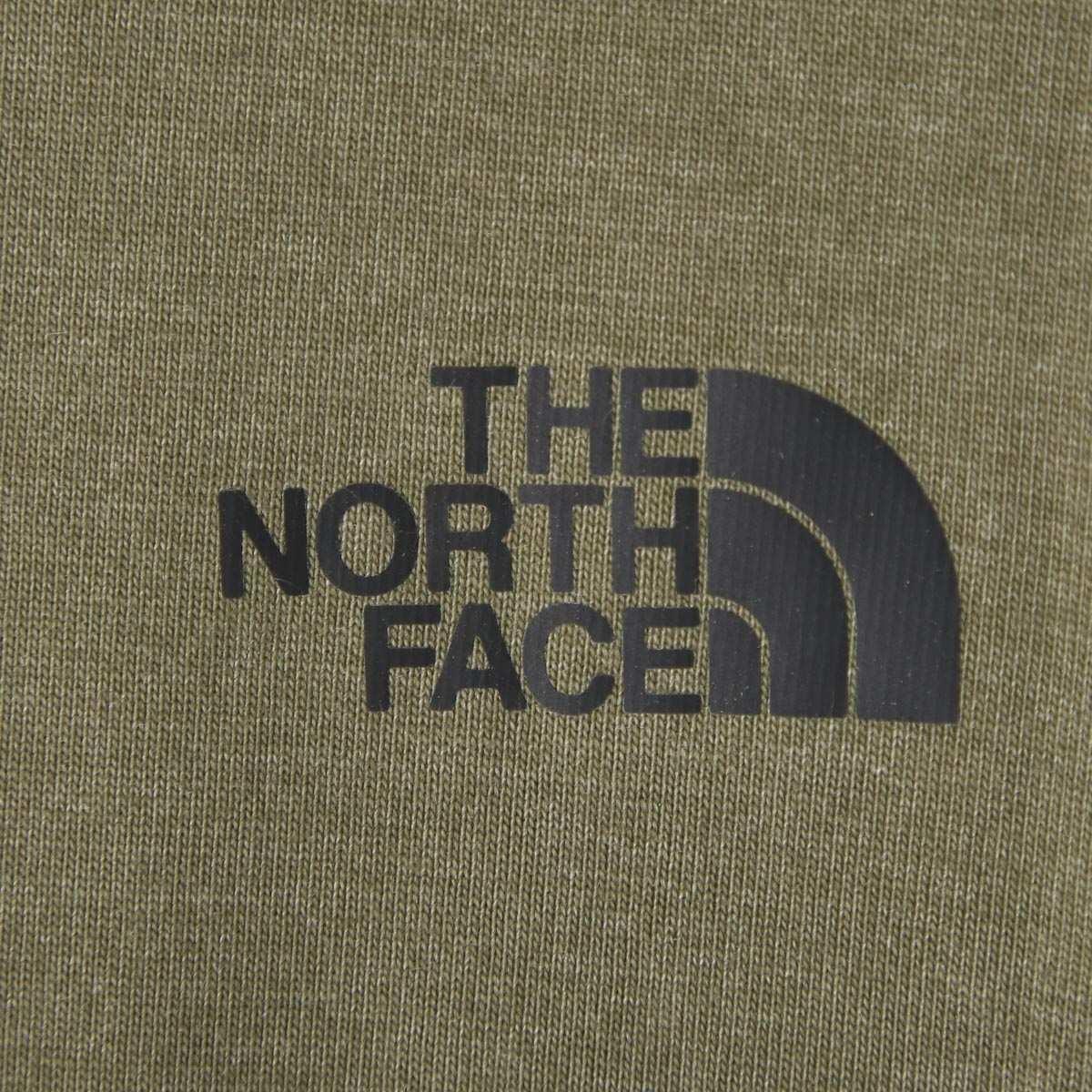THE NORTH FACE ノースフェイス クルーネック Tシャツ メンズ