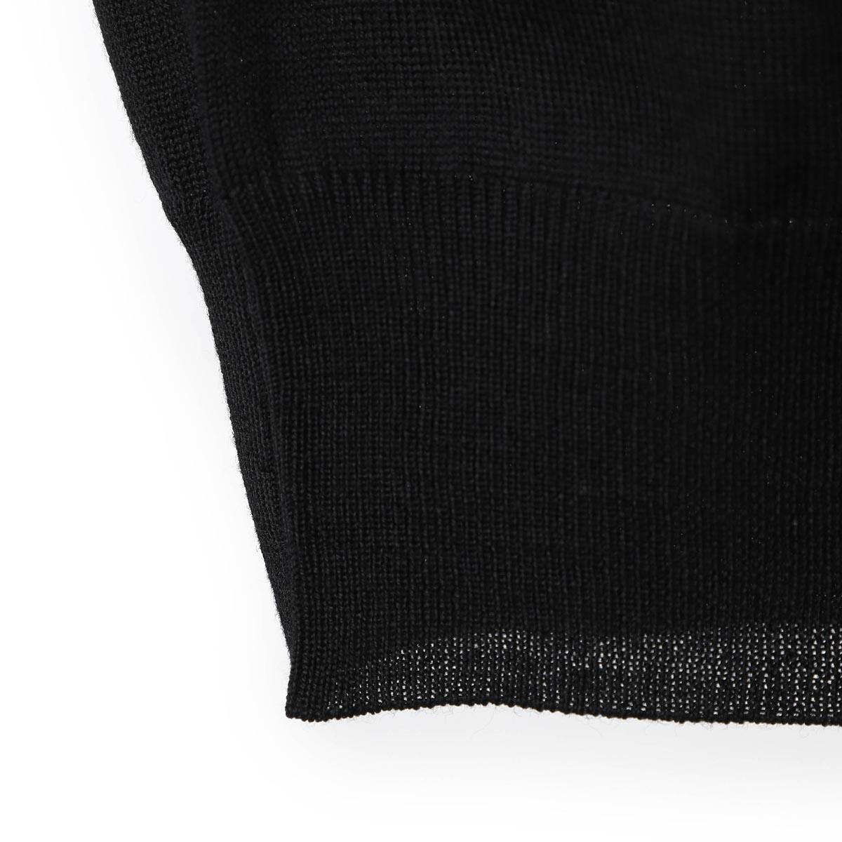 BALENCIAGA バレンシアガ クルーネック セーター/BB LOGO PRINTED KNIT メンズ