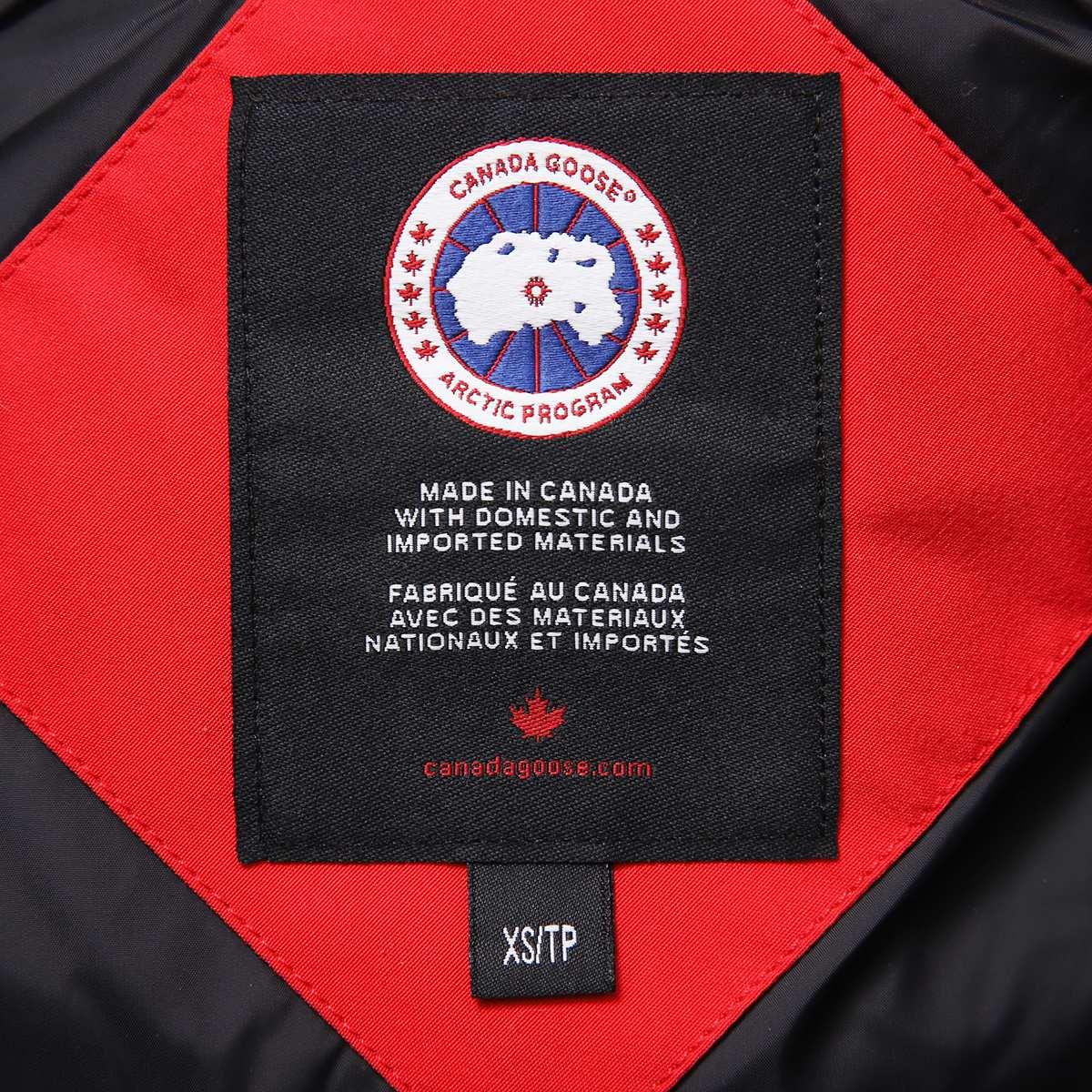 CANADA GOOSE カナダグース ダウンコート/SHELBURNE シェルバーン レディース