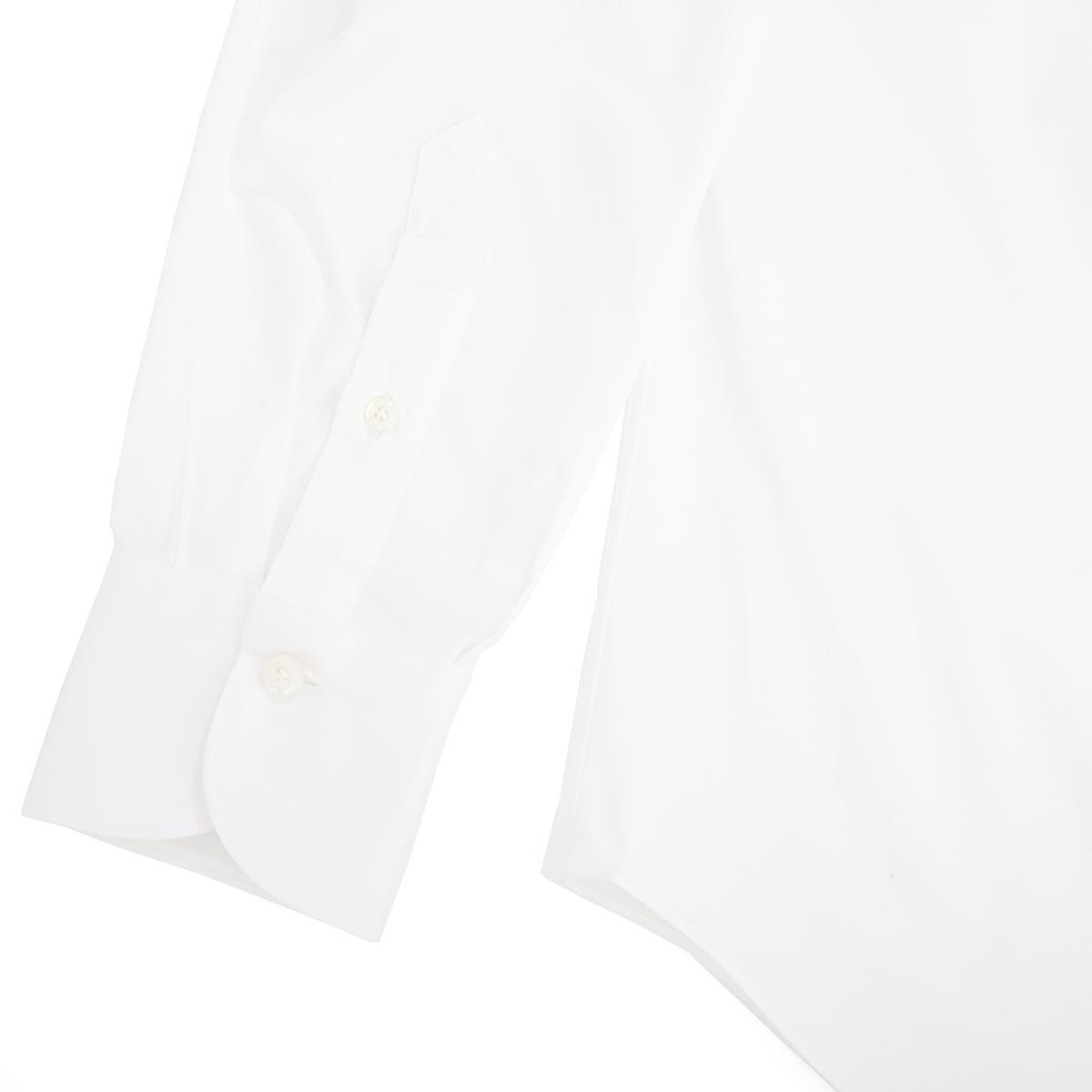 【タイムセール TOPS】【アウトレット】FINAMORE フィナモレ ワイドカラーシャツ/ZANTE MILANO【大きいサイズあり】 メンズ