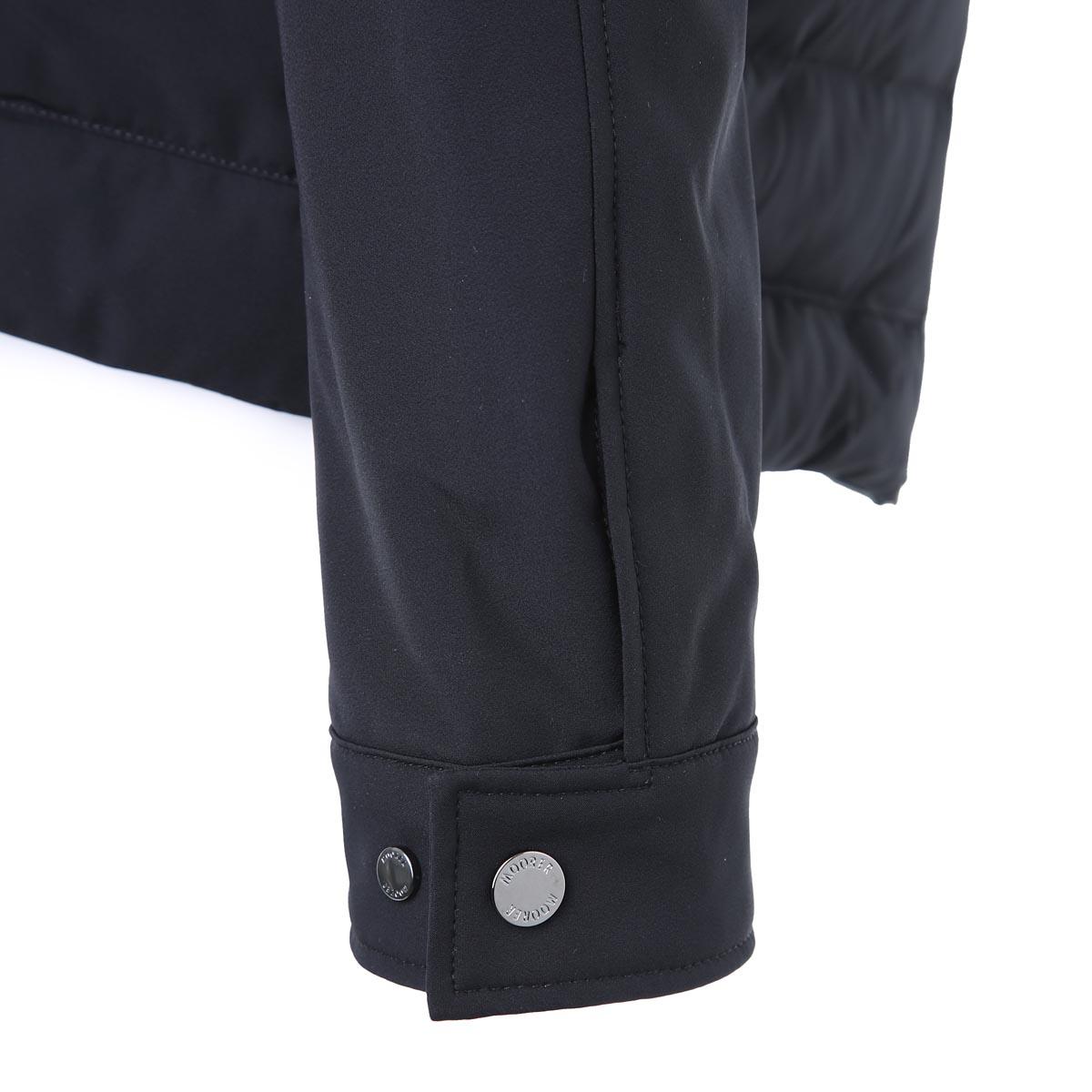 MOORER ムーレー ダウンブルゾン/フーデッドブルゾン/FILIPPO-KN メンズ