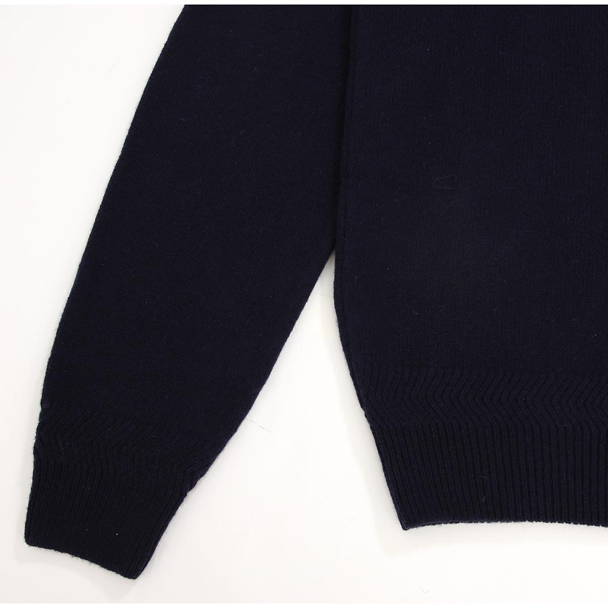 JOHN SMEDLEY ジョンスメドレー タートルネック セーター/BRADDOCK ブラドック 7ゲージ メンズ