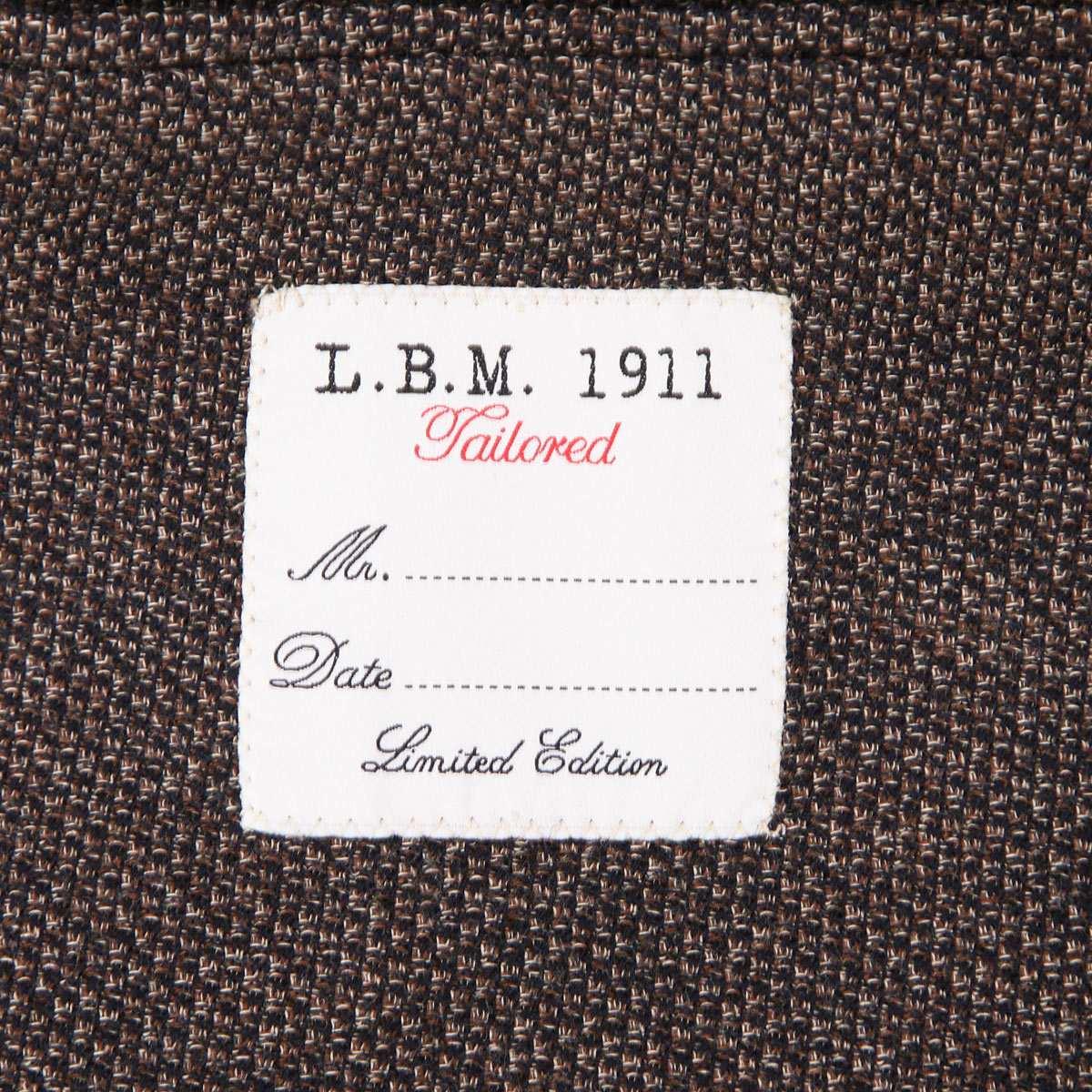 LBM1911 エルビーエム1911 ダブルジャケット/DANDY JACKET LIMITED EDITION【大きいサイズあり】 メンズ