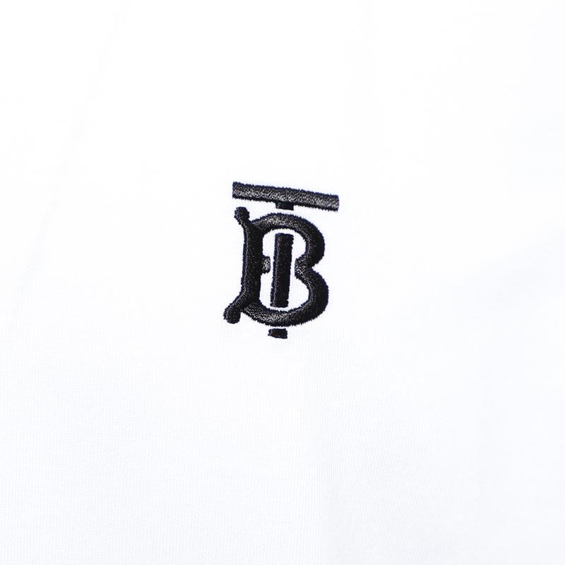 BURBERRY バーバリー クルーネック Tシャツ/MONOGRAM MOTIF COTTON T-SHIRT メンズ