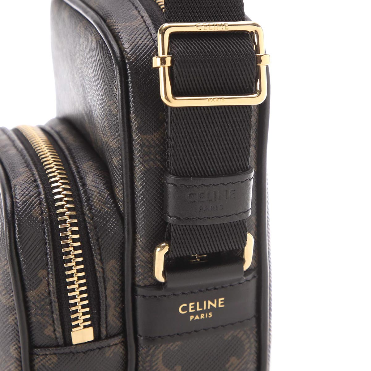 CELINE セリーヌ ショルダーバッグ/クロスボディバッグ メッセンジャーバッグ メンズ