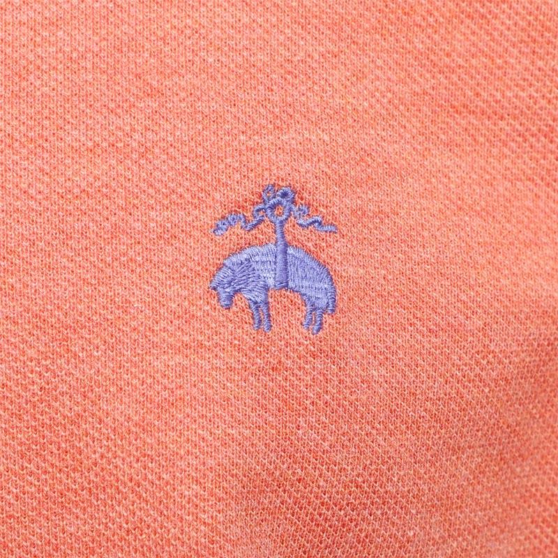 【アウトレット】Brooks Brothers ブルックスブラザーズ ポロシャツ/GF SUPIMA COTTON PIQUE PAFORMANCE POLO SHIRTS メンズ
