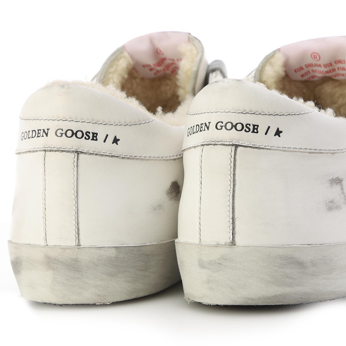 Golden Goose Deluxe Brand ゴールデングース スニーカー/SUPER-STAR【大きいサイズあり】 メンズ