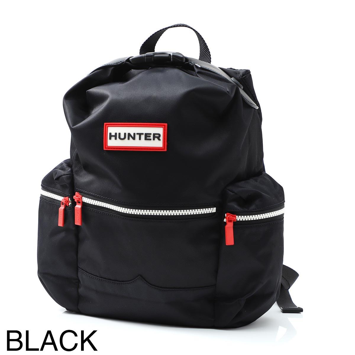 【タイムセール】HUNTER ハンター バックパック/リュックサック/ORIGINAL M TOPCLIP BACKPACK NYLON メンズ