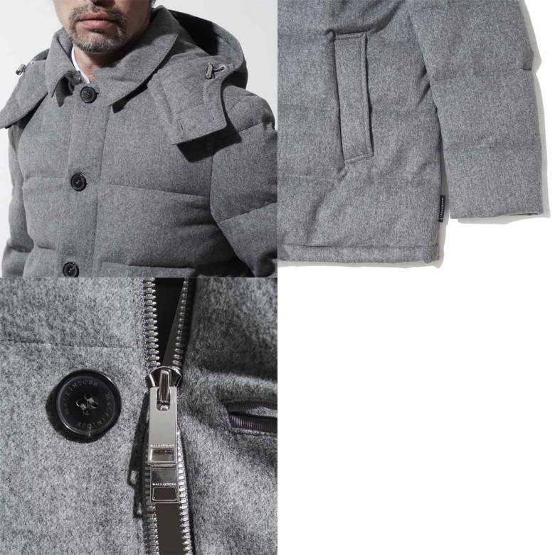 【アウトレット】MACKINTOSH  マッキントッシュ フード付き ダウンジャケット/GENTS GD-001【大きいサイズあり】 メンズ