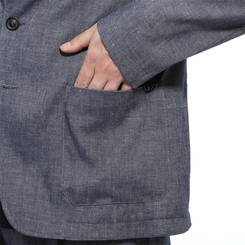 【タイムセール TOPS】【アウトレット】T-JACKET ティージャケット シングル 2つボタンスーツ/MAN FIT T-SUIT メンズ