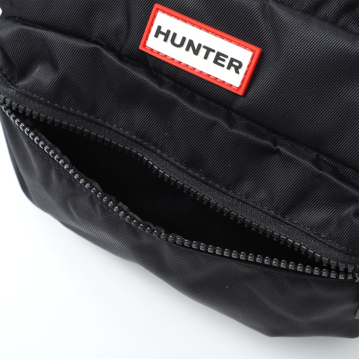 HUNTER ハンター クロスボディバッグ/ORIGINAL NYLON CROSSBODY BUMBAG メンズ