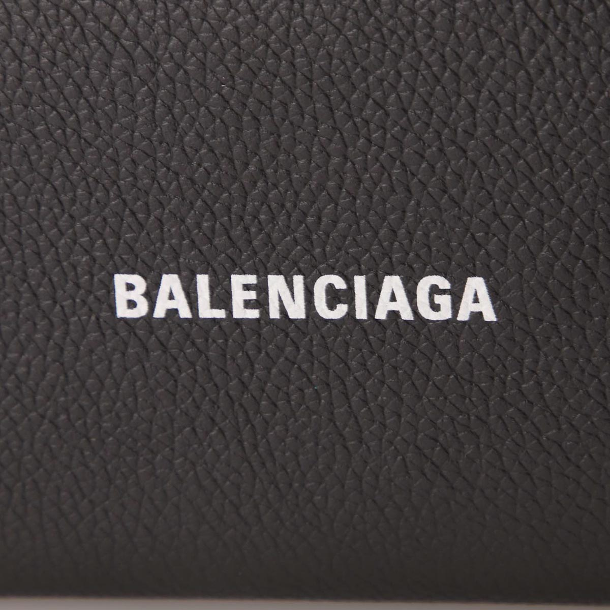 BALENCIAGA バレンシアガ 2つ折り財布 小銭入れ付き/CASH メンズ
