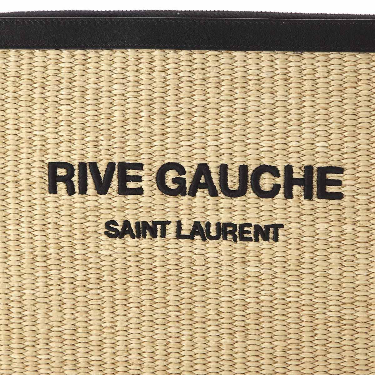 【タイムセール】SAINT LAURENT サンローラン クラッチバッグ /RIVE GAUCHE リヴ・ゴーシュ レディース