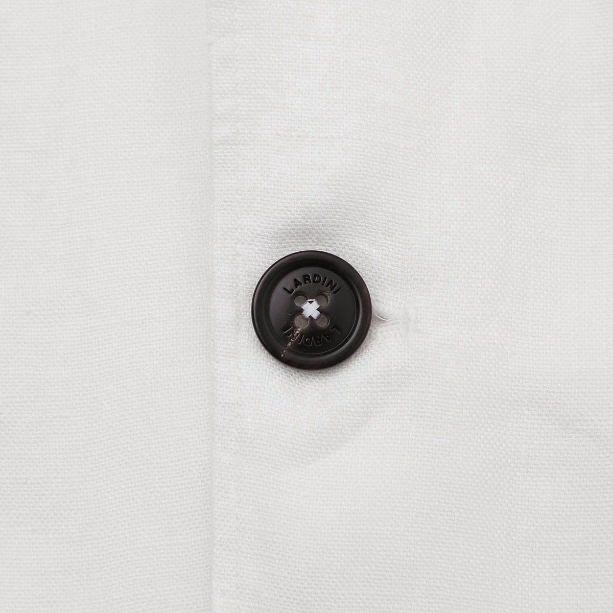 【タイムセール TOPS】【アウトレット】LARDINI ラルディーニ 2つボタン リネンジャケット メンズ
