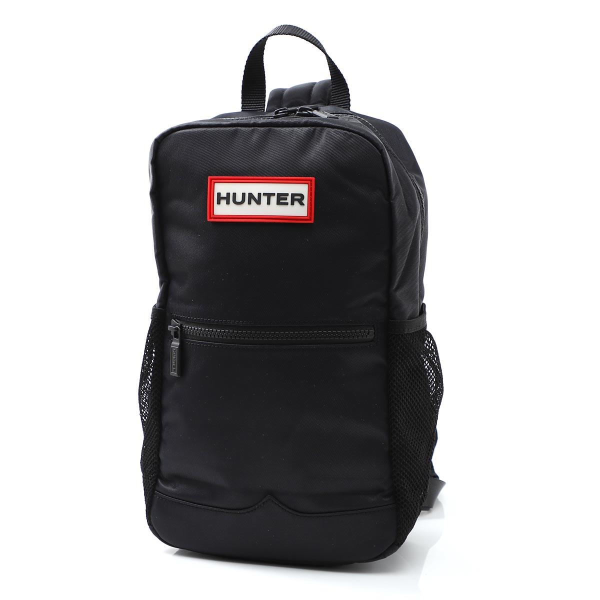 HUNTER ハンター クロスボディバッグ/ORIGINAL NYLON PORTRAIT CROSSBODY メンズ