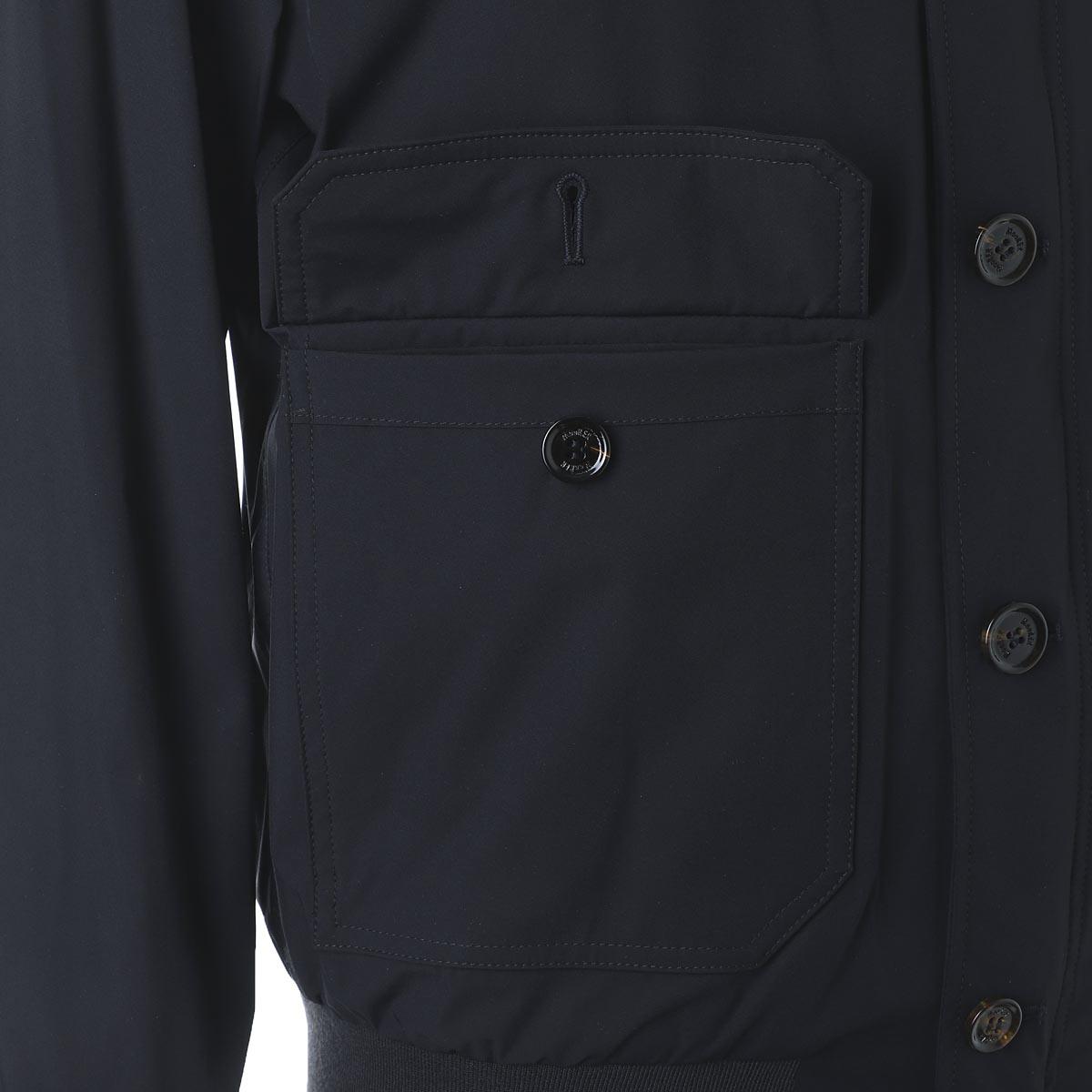 MOORER ムーレー ボンバージャケット/CARLOS-KN ACQUA RESISTANT メンズ