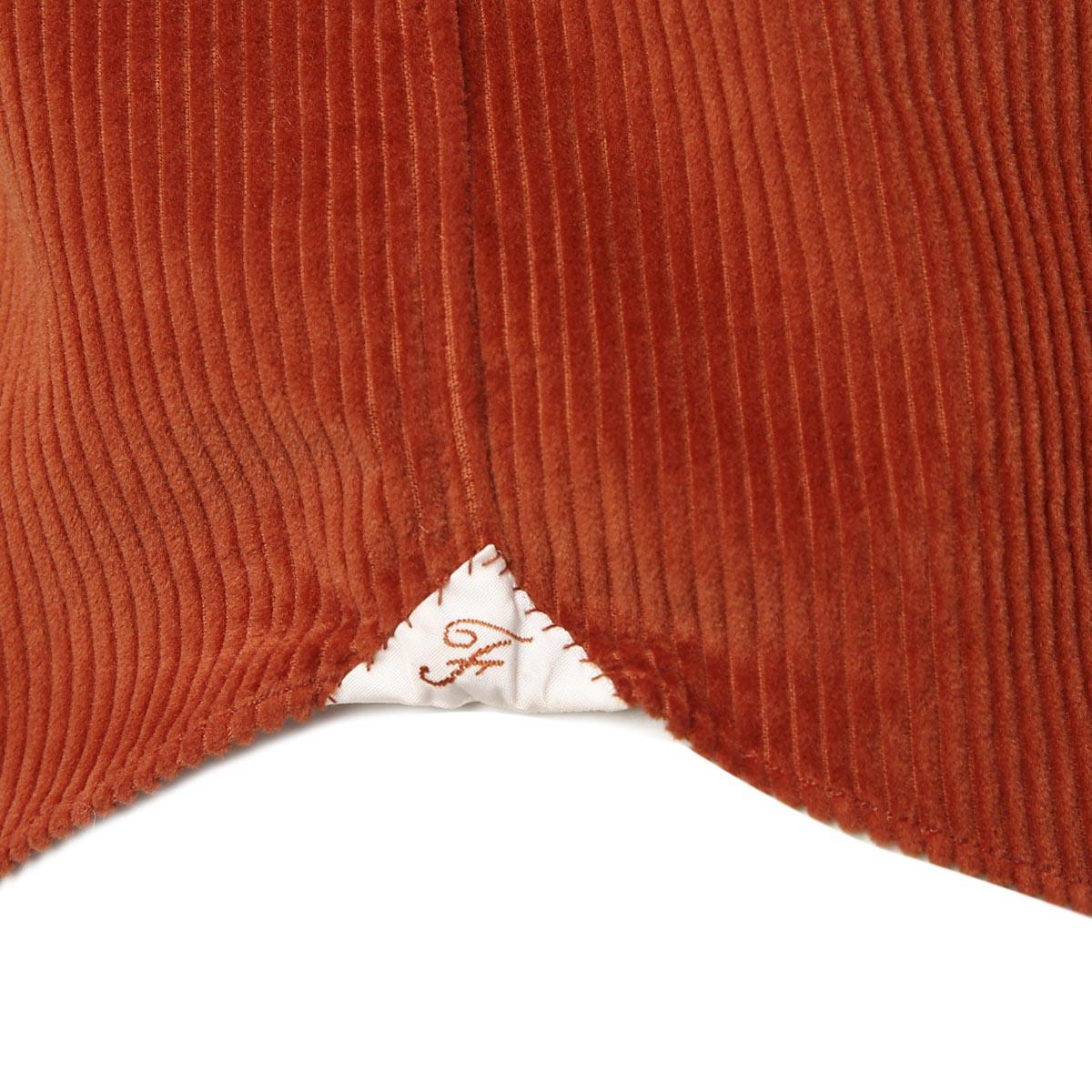 【タイムセール TOPS】FINAMORE フィナモレ スモールカラー シャツ/SILVANO CLARK5 メンズ