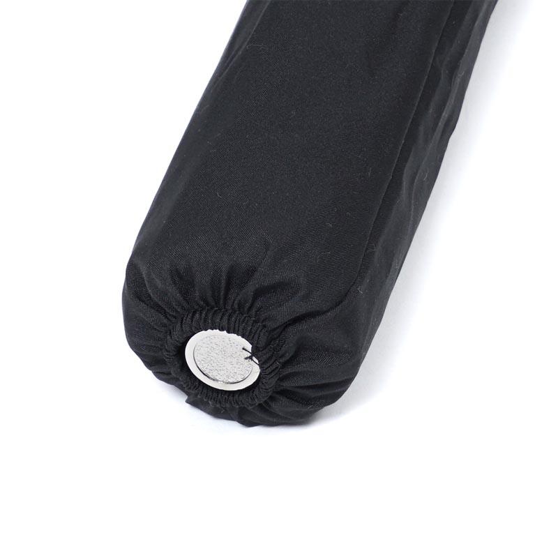 FOX UMBRELLAS フォックスアンブレラズ 折りたたみ傘/TEL5 BROWN MAPLE WOOD CROOCK HANDLE メンズ