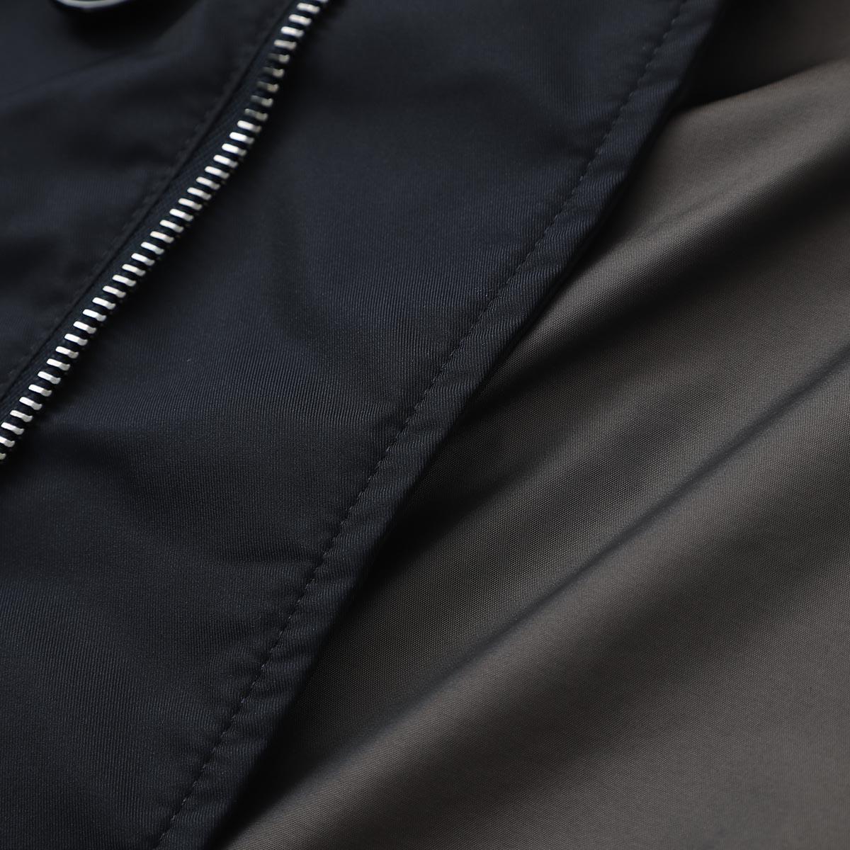 【タイムセール TOPS】MOORER ムーレー 中綿入り ブルゾン/NABUCCO-KM メンズ
