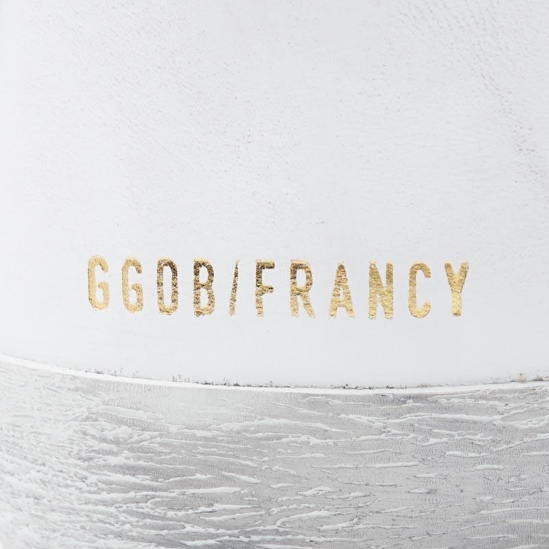 Golden Goose Deluxe Brand ゴールデングース ハイカット スニーカー/SNEAKERS FRANCY【大きいサイズあり】 メンズ