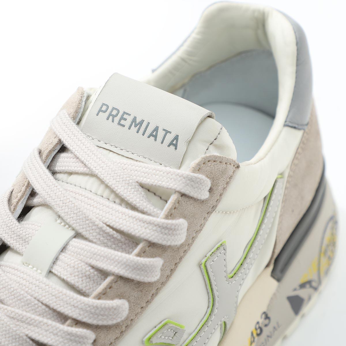 【アウトレット】【ラスト1点】PREMIATA プレミアータ スニーカー/MICK 4569 ミック【大きいサイズあり】 メンズ
