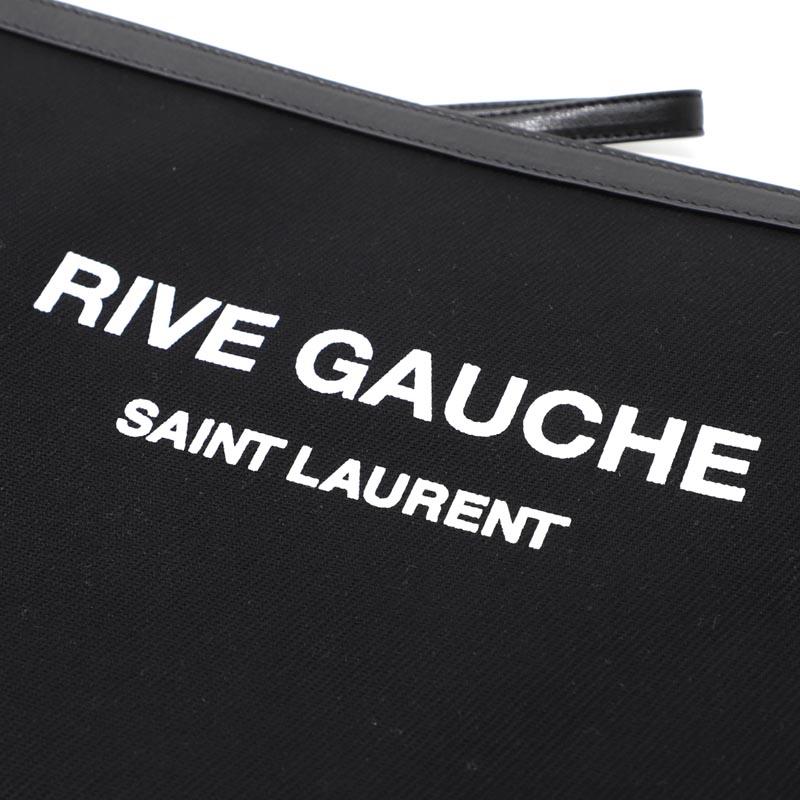 【タイムセール】SAINT LAURENT サンローラン クラッチバッグ/ポーチ/RIVE GAUCHE リヴ・ゴーシュ レディース