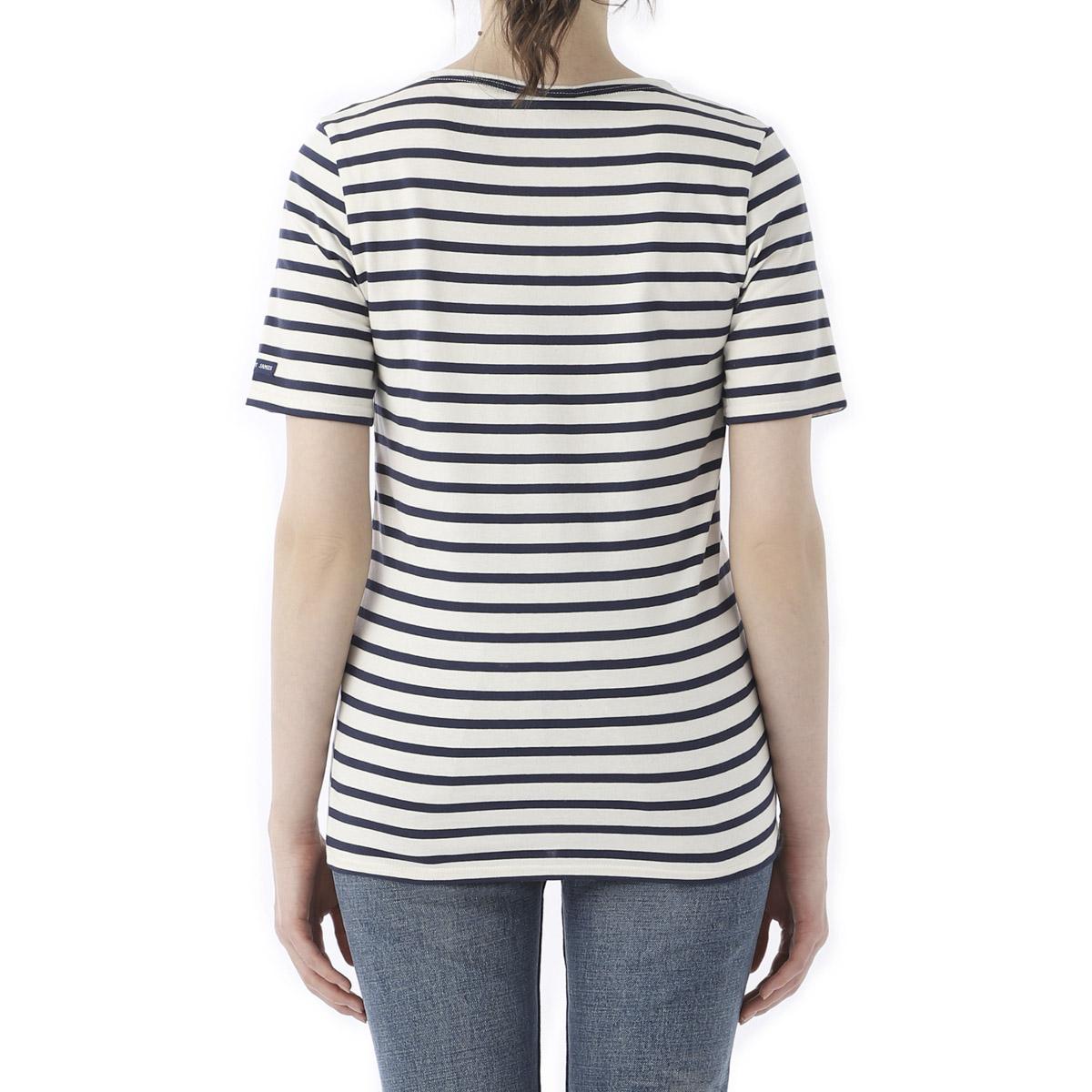 SAINT JAMES セントジェームス クルーネック Tシャツ/LEVANT MODERN レヴァント
