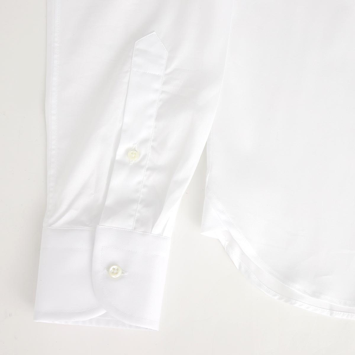 【タイムセール TOPS】GUY ROVER ギローバー ホリゾンタルカラー シャツ/CAMICIA MENS SHIRT メンズ
