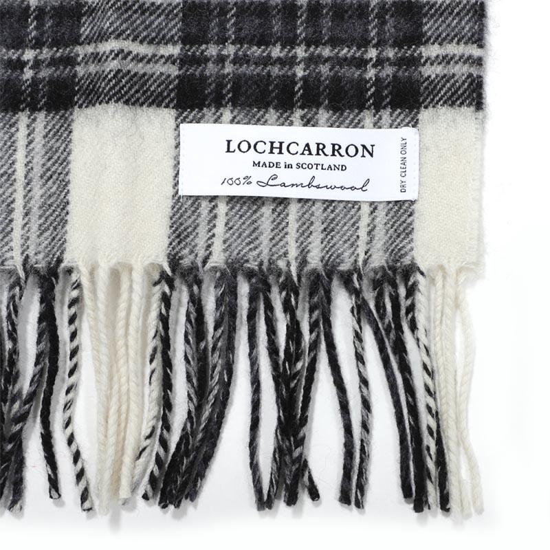 【タイムセール ACCS】LOCHCARRON OF SCOTLAND  ロキャロン マフラー/ABSCL レディース
