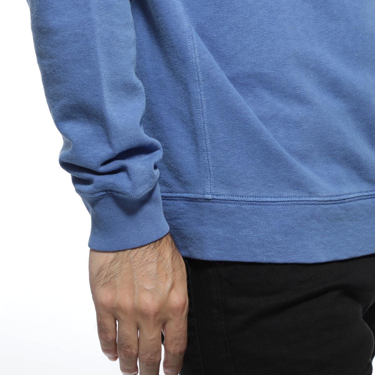STONE ISLAND  ストーンアイランド スウェット/65560 'OLD' DYE TREATMENT メンズ